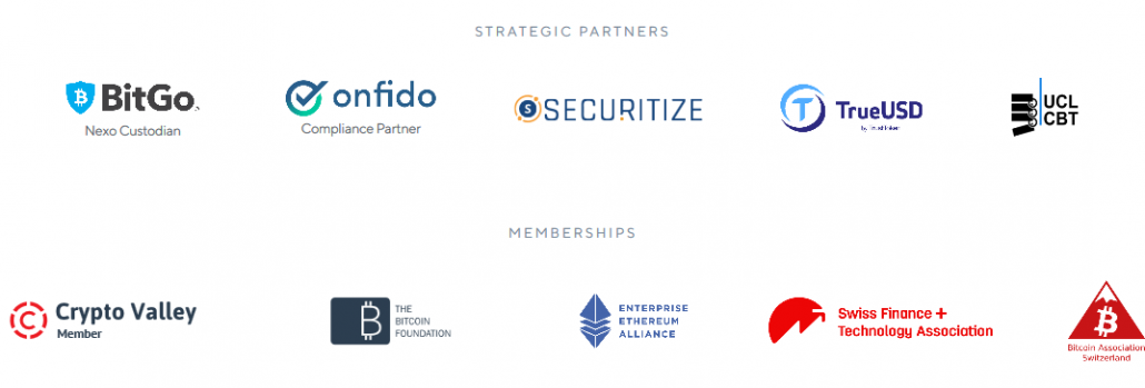 Nexo Partners and Membership