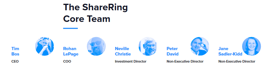 ShareRing Team